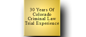 H. Michael Steinberg Colorado Criminal Defense Lawyer