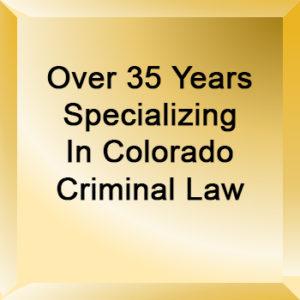H. Michael Steinberg Best Colorado Criminal Defense Lawyer FINAL