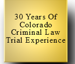 H. Michael Steinberg Colorado Criminal Defense